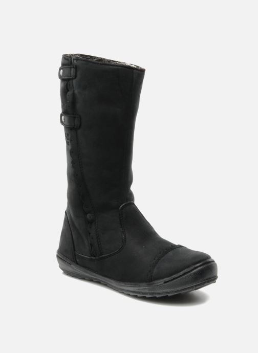 c5482761a912f Boots   wellies P-L-D-M By Palladium Dolina Black detailed view  Pair view