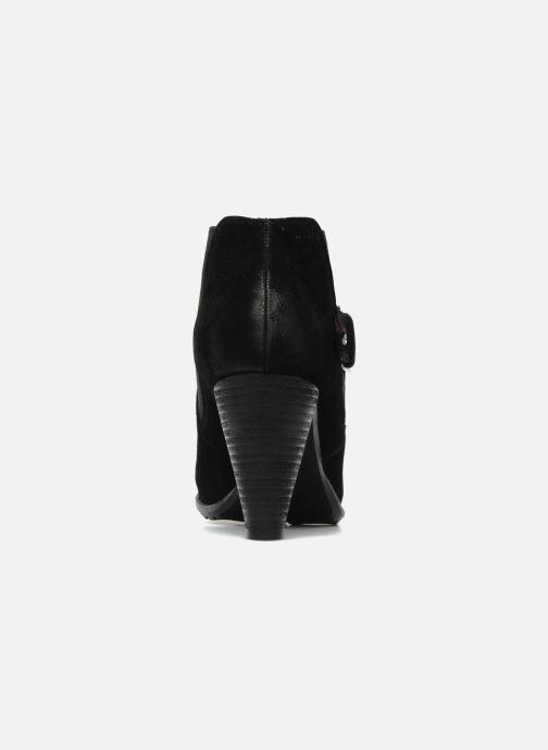 Bottines et boots MARC Jolanda 05 Noir vue droite