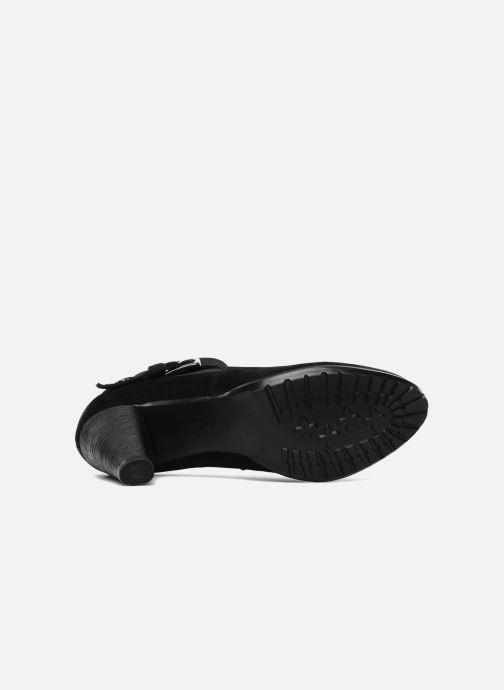 Bottines et boots MARC Jolanda 05 Noir vue haut