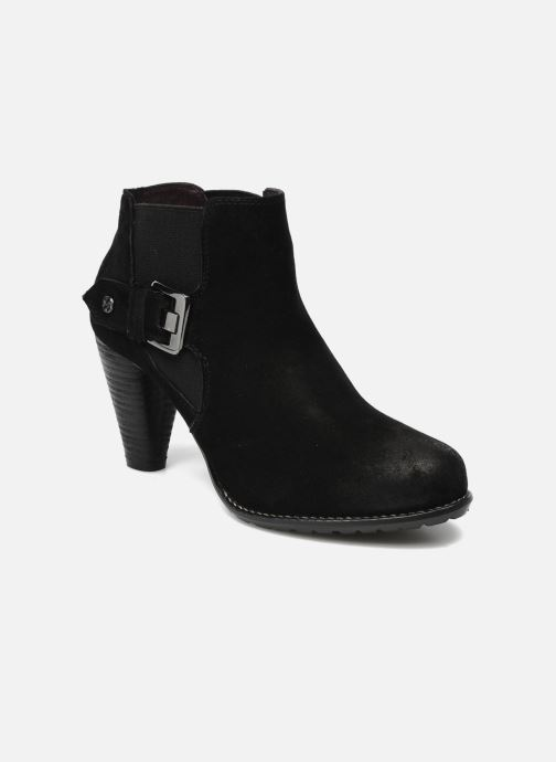 Ankle boots MARC Jolanda 05 Black detailed view/ Pair view
