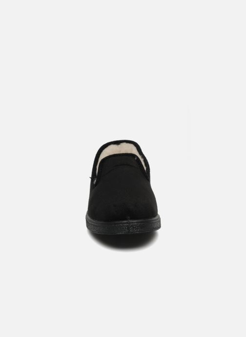 Slippers Rondinaud Derval Black model view