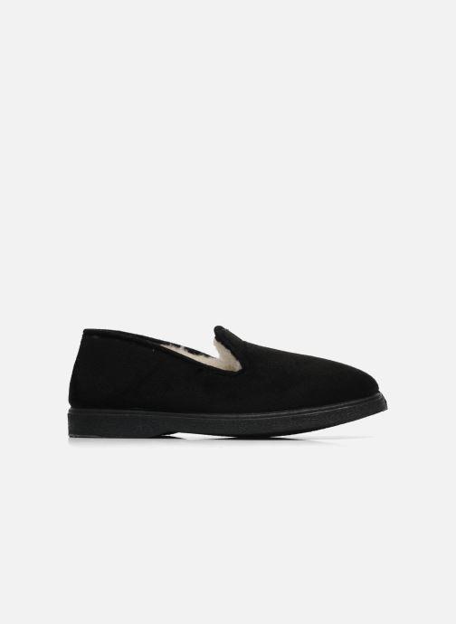 Pantofole Rondinaud Derval Nero immagine posteriore