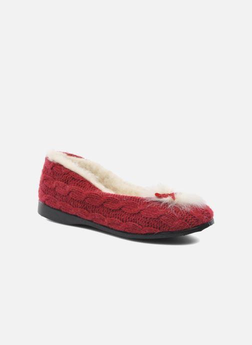 Pantofole Rondinaud Abzac Rosso vedi dettaglio/paio