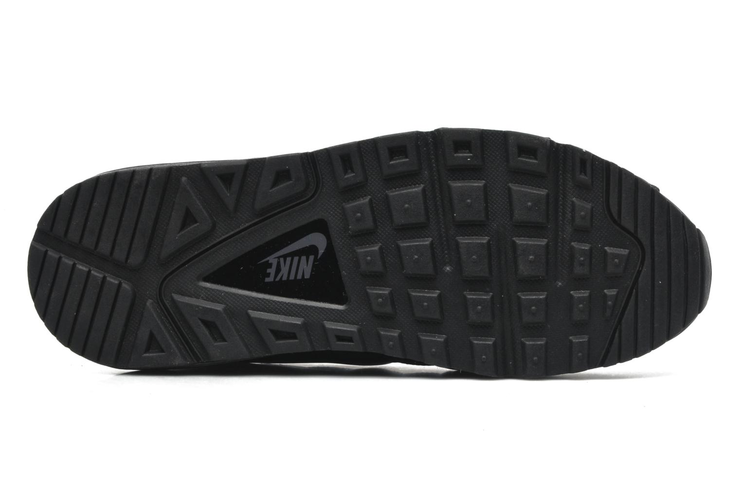 Trainers Nike Air Max command Black view from above