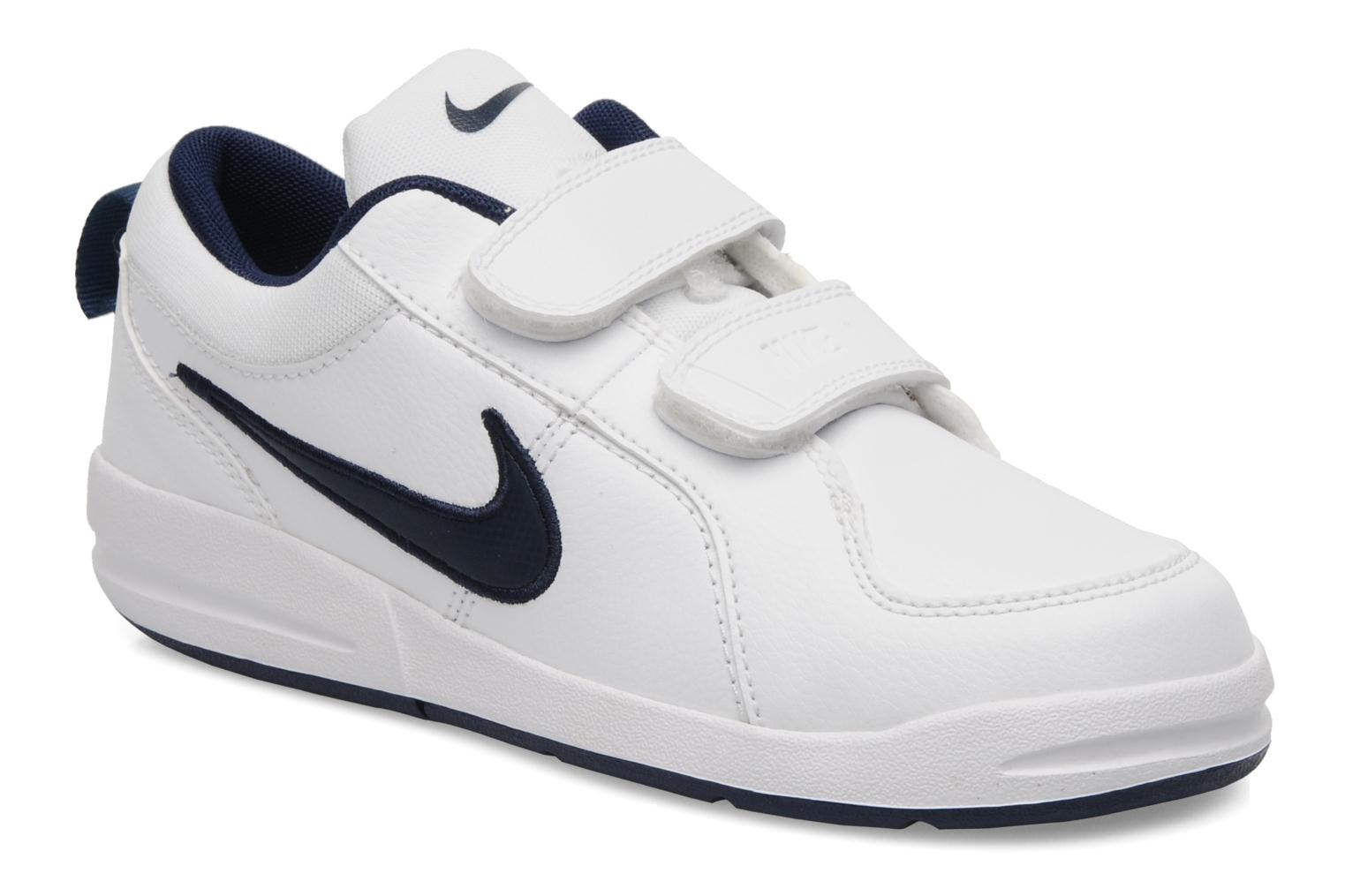sneakers for cheap db24b 2d08e Chaussures de sport Nike PICO 4 PSV Blanc vue détail paire