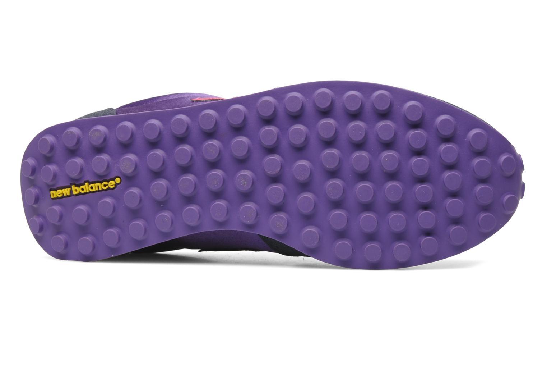 Baskets New Balance UL410 Violet vue haut