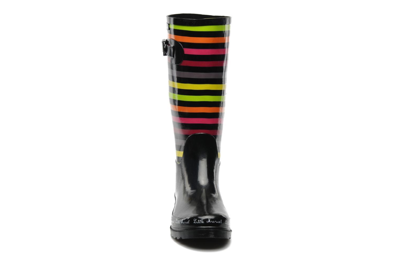Bottes Little Marcel Bretonne Multi Multicolore vue portées chaussures