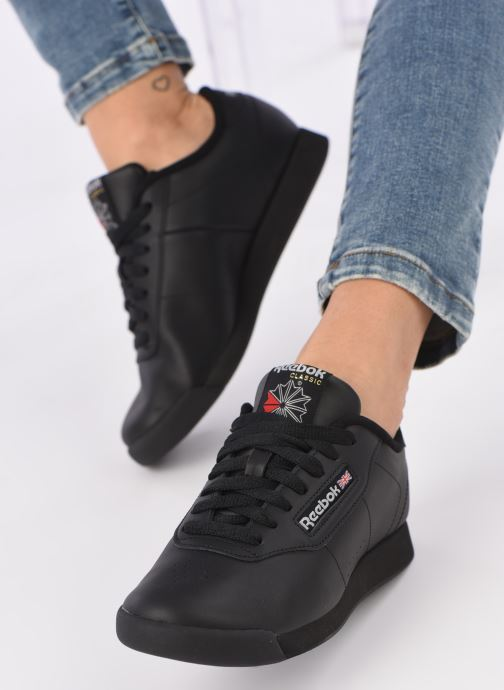 Sneakers Reebok Princess Nero immagine dal basso