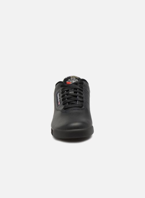 Baskets Reebok Princess Noir vue portées chaussures