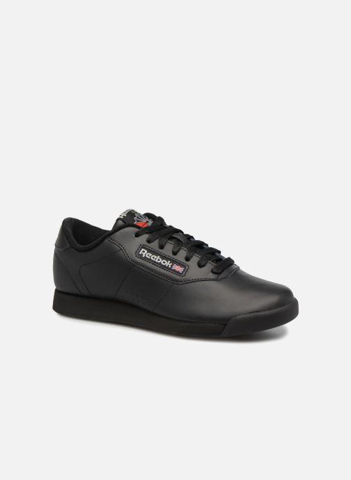 Sneakers Reebok Princess Sort detaljeret billede af skoene