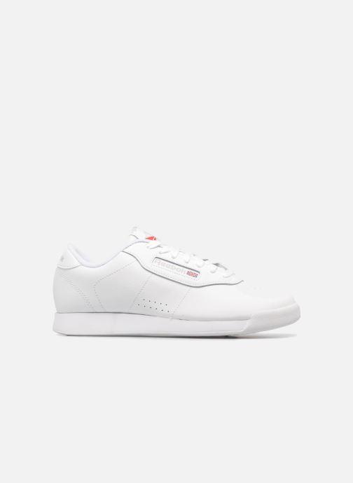 Sneaker Reebok Princess weiß ansicht von hinten