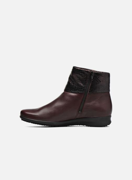 Mephisto Fiducia (weinrot) - Stiefeletten & Stiefel Stiefel Stiefel bei Más cómodo f018d1
