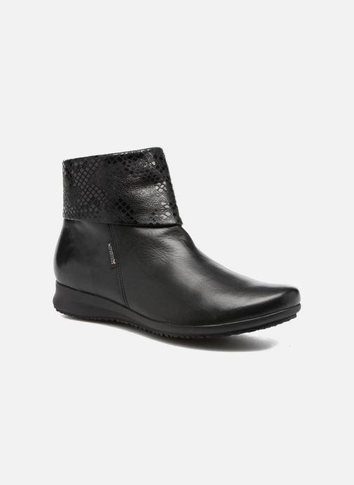 Mephisto Fiducia (Noir) Bottines et boots chez Sarenza