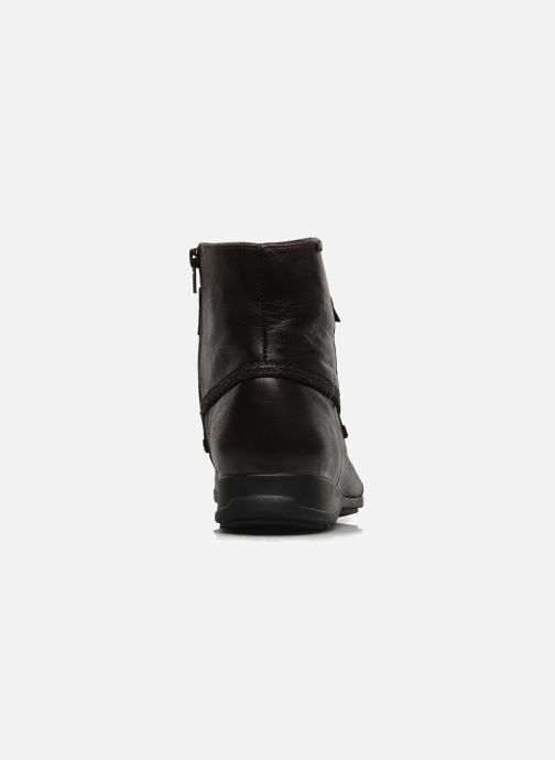Bottines et boots Mephisto Gorsela Marron vue droite
