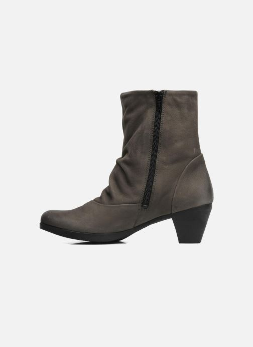 Ankle boots Mephisto Zest Grey front view