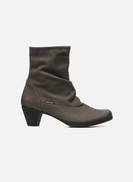 Ankle boots Mephisto Zest Grey back view
