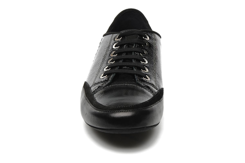 Baskets Mephisto Brenia Noir vue portées chaussures