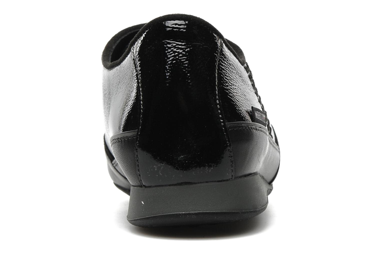 Baskets Mephisto Brenia Noir vue droite
