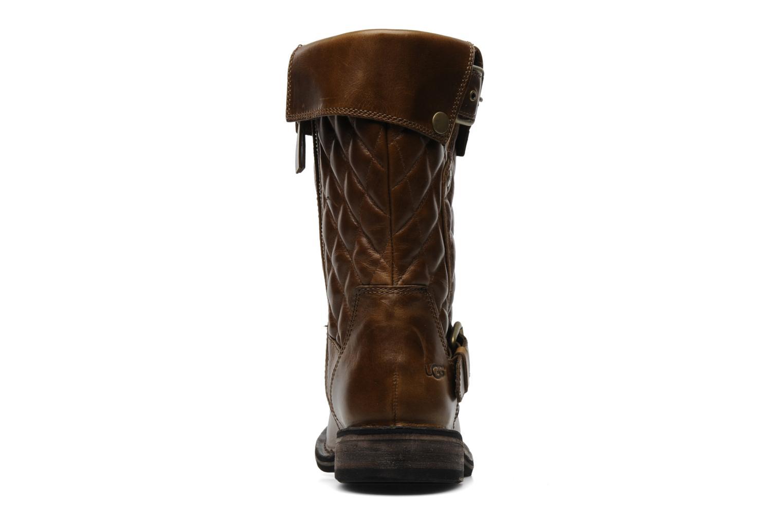 Bottines et boots UGG Conor Marron vue droite