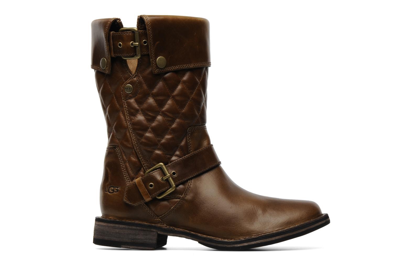 Bottines et boots UGG Conor Marron vue derrière