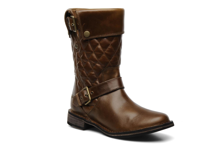 Bottines et boots UGG Conor Marron vue détail/paire