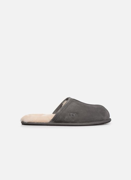 Slippers UGG Scuff Grey back view