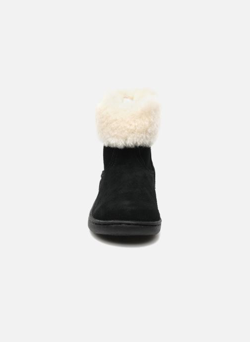 Bottines et boots UGG Jorie II K Noir vue portées chaussures