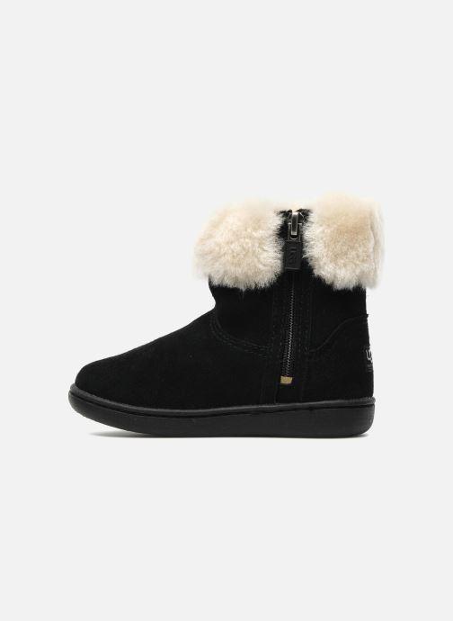 Bottines et boots UGG Jorie II K Noir vue face