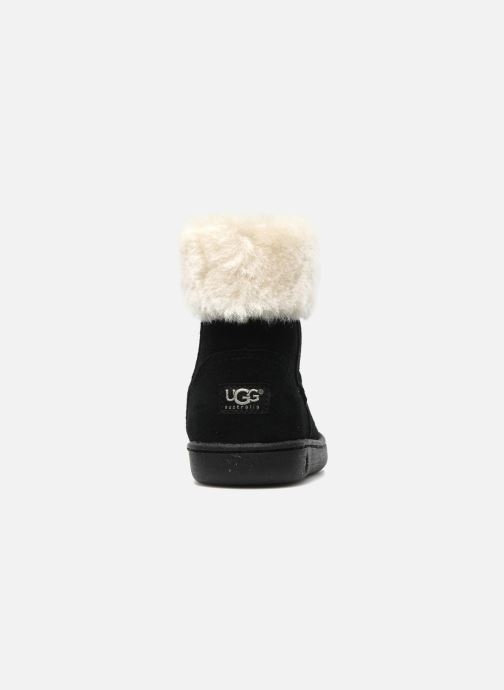 Ankle boots UGG Jorie Black view from the right