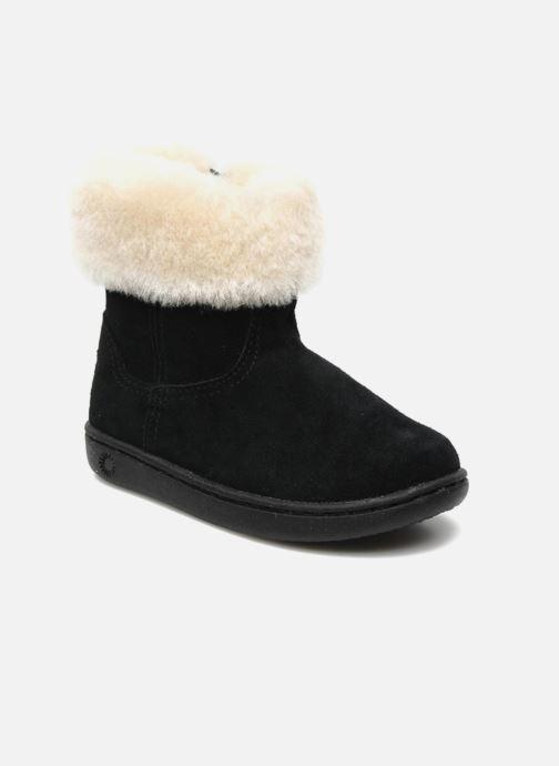Bottines et boots UGG Jorie II K Noir vue détail/paire
