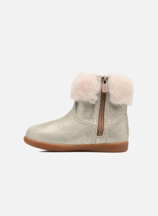 Boots en enkellaarsjes UGG Jorie Zilver voorkant