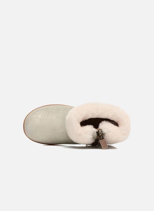 Stiefeletten & Boots UGG Jorie silber ansicht von links