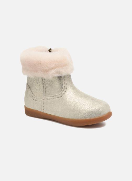 Ankelstøvler UGG Jorie Sølv detaljeret billede af skoene