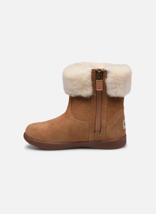 Boots en enkellaarsjes UGG Jorie Bruin voorkant