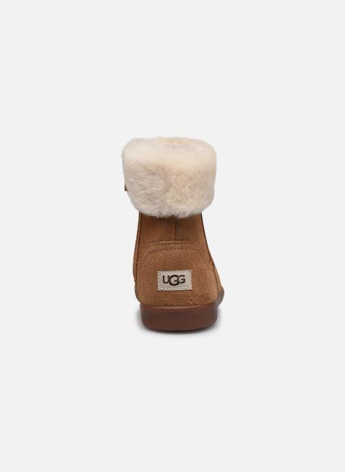 Stiefeletten & Boots UGG Jorie braun ansicht von rechts