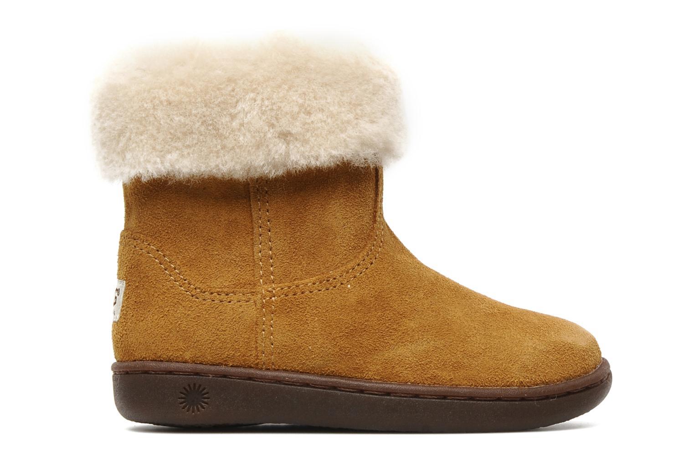 Boots en enkellaarsjes UGG Jorie Bruin achterkant