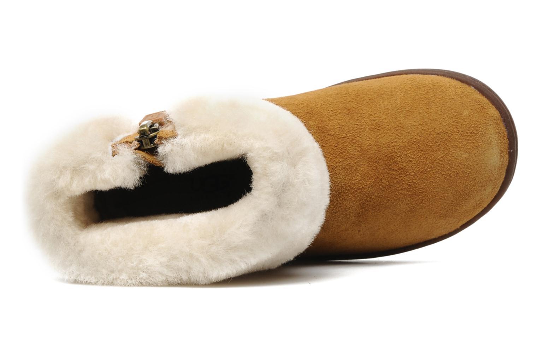 Boots en enkellaarsjes UGG Jorie Bruin links