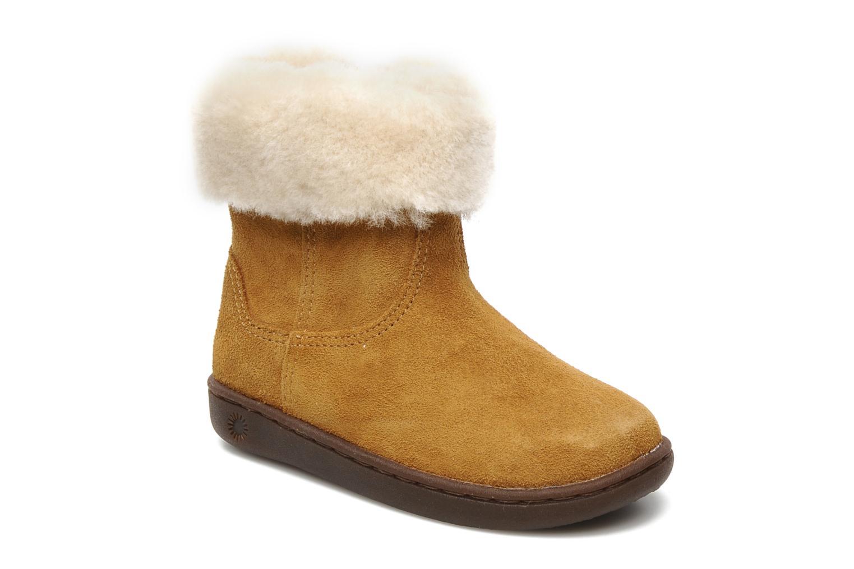 Boots en enkellaarsjes UGG Jorie Bruin detail
