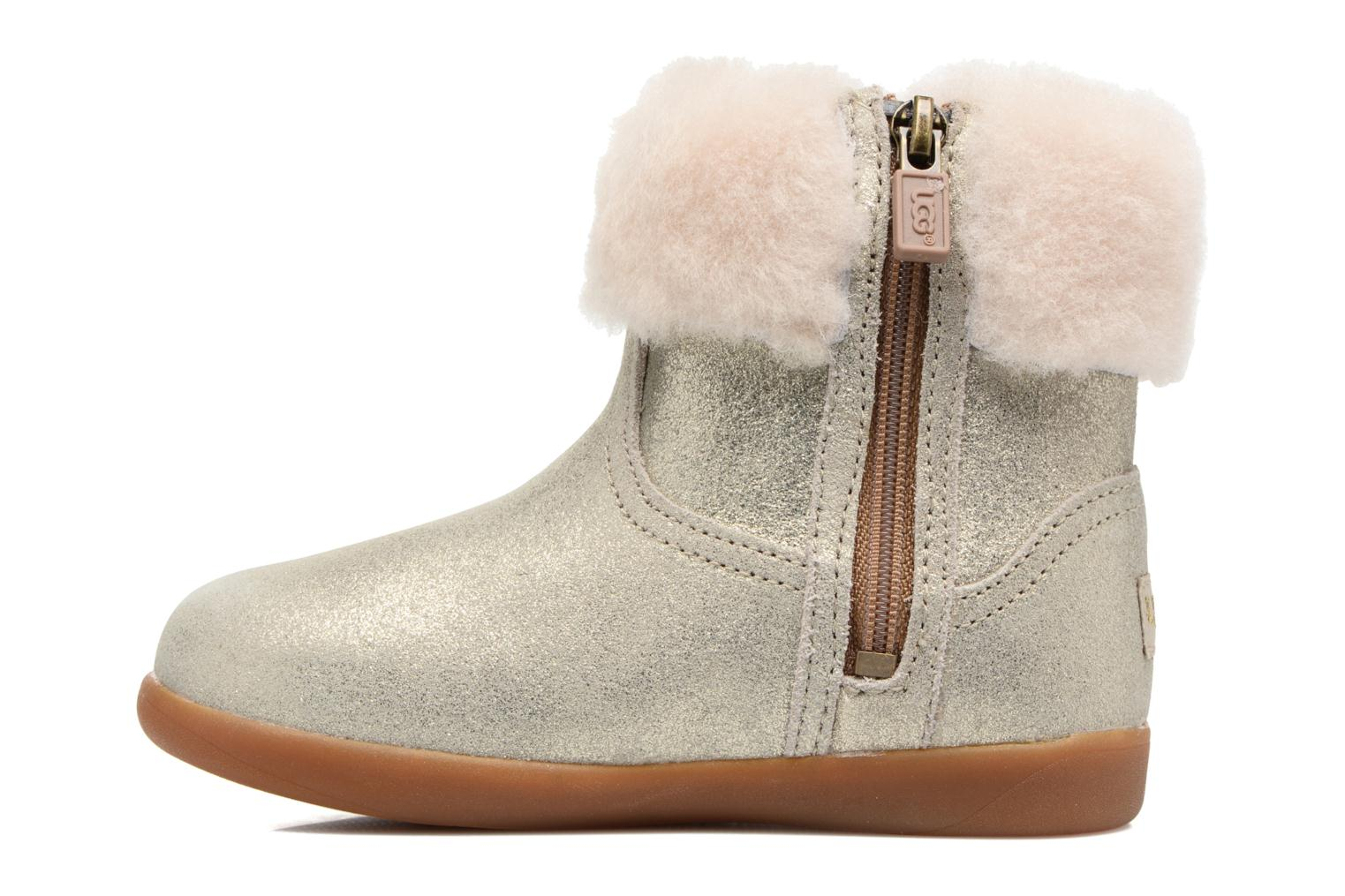 Ankle boots UGG Jorie Silver front view