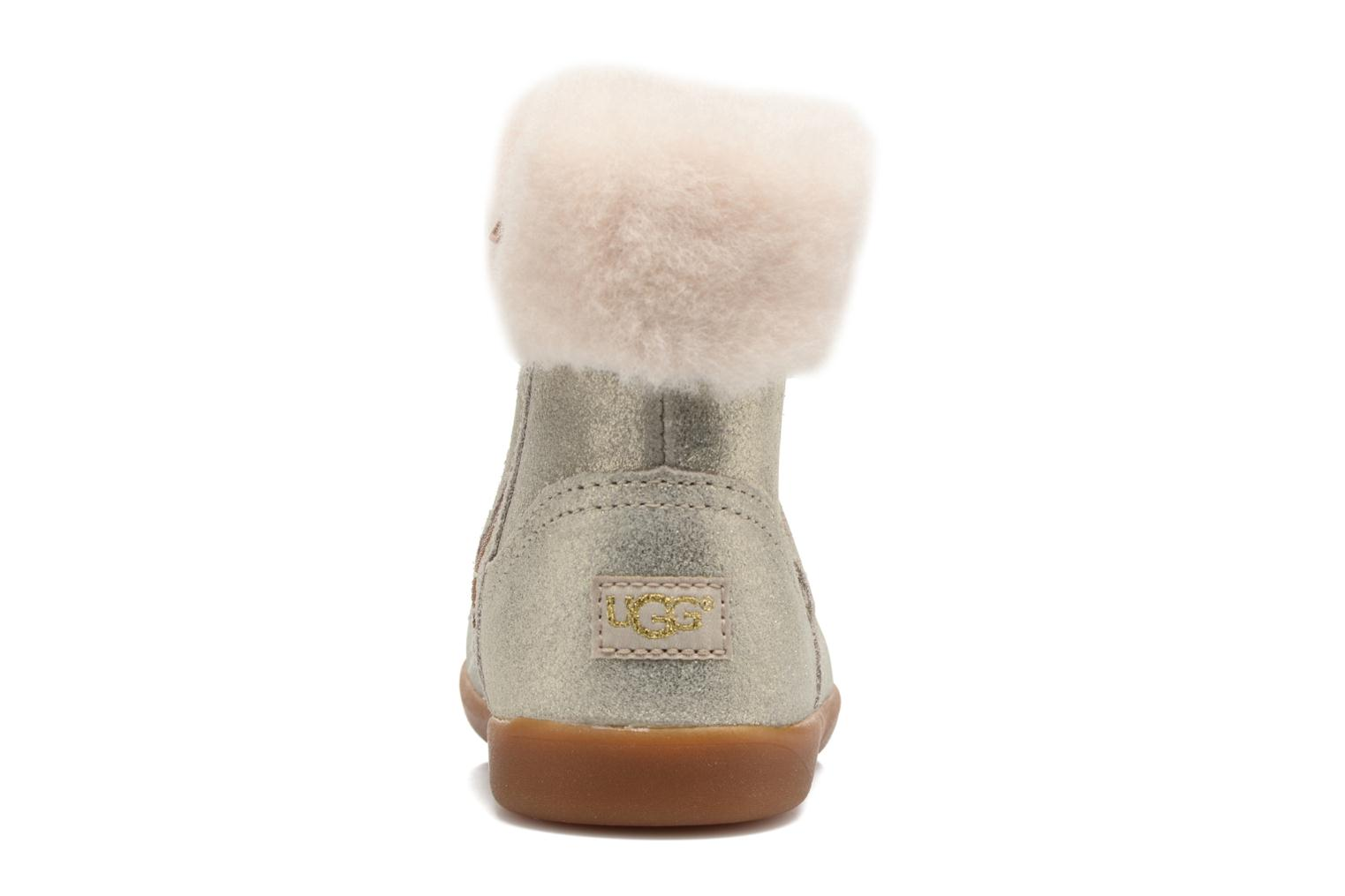 Ankle boots UGG Jorie Silver view from the right