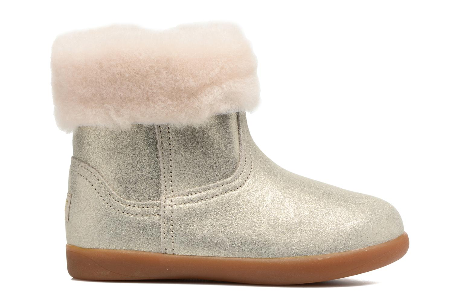 Ankle boots UGG Jorie Silver back view