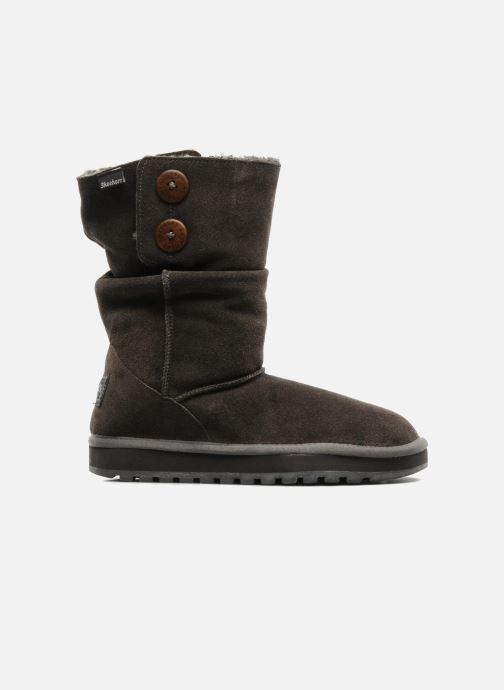 Boots en enkellaarsjes Skechers Freezing Temps 47221 Grijs achterkant