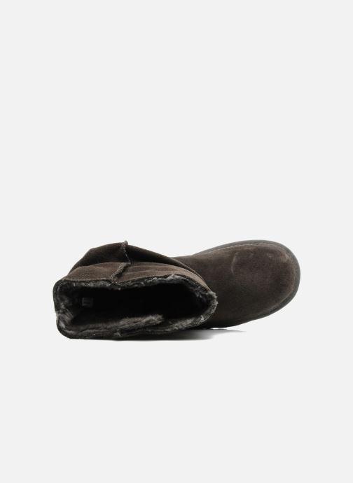 Boots en enkellaarsjes Skechers Freezing Temps 47221 Grijs links