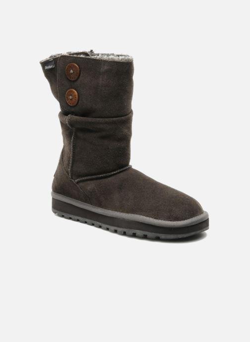 Boots en enkellaarsjes Skechers Freezing Temps 47221 Grijs detail