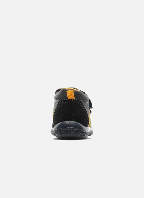 Sneaker Primigi Rupert-1 blau ansicht von rechts