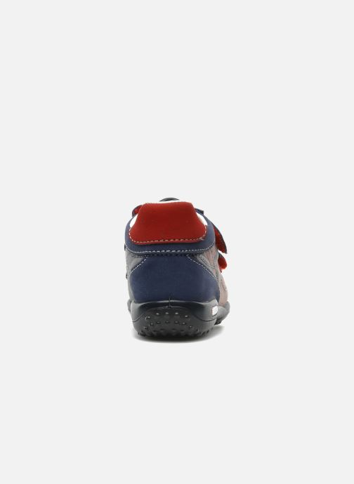 Sneaker Primigi Gasp blau ansicht von rechts