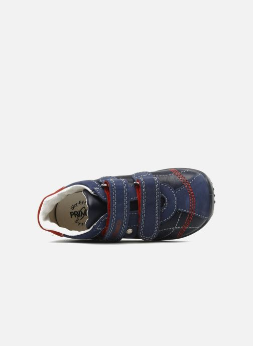 Sneaker Primigi Gasp blau ansicht von links