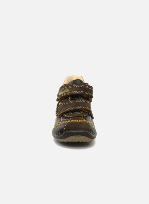 Sneaker Primigi Gasp braun schuhe getragen