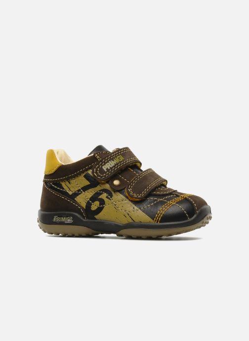 Sneakers Primigi Gasp Brun se bagfra