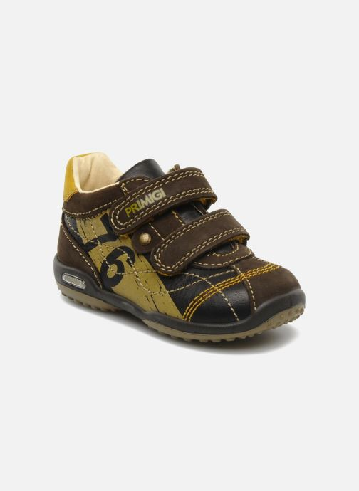 Sneakers Primigi Gasp Brun detaljeret billede af skoene